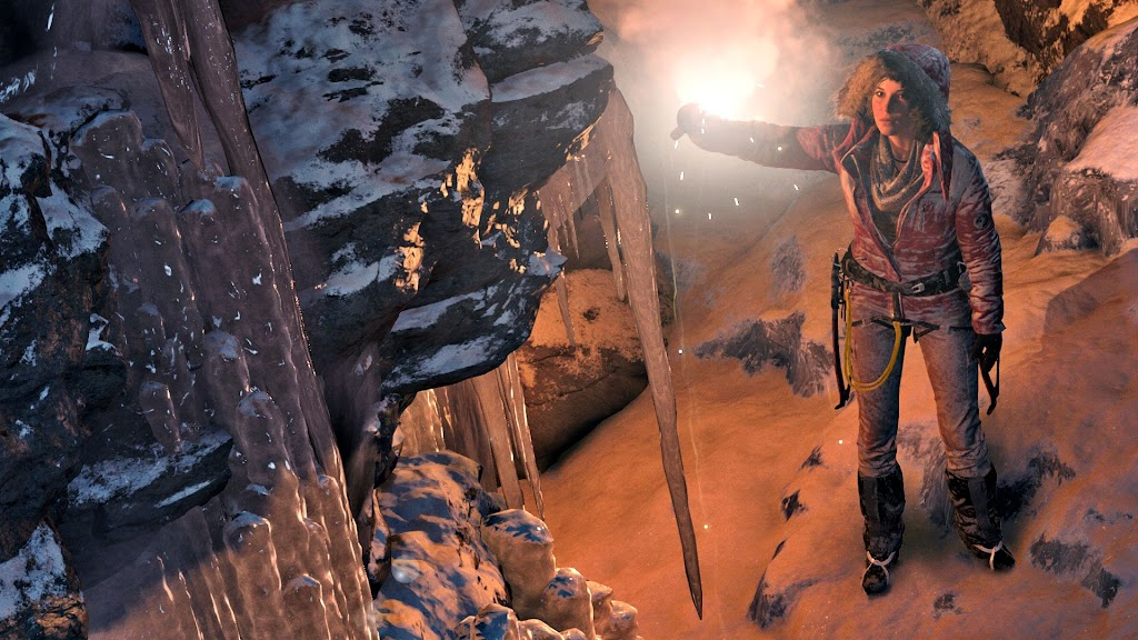 Rise of the Tomb Raider é confirmado para PS4