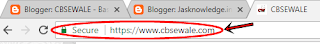 blogger blog पर https कैसे enable करें