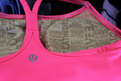 lululemon flash power y tank