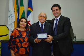 Comenda Padre Luiz Gonzaga Kehrle é entregue nas comemorações dos 90 anos de Araripina