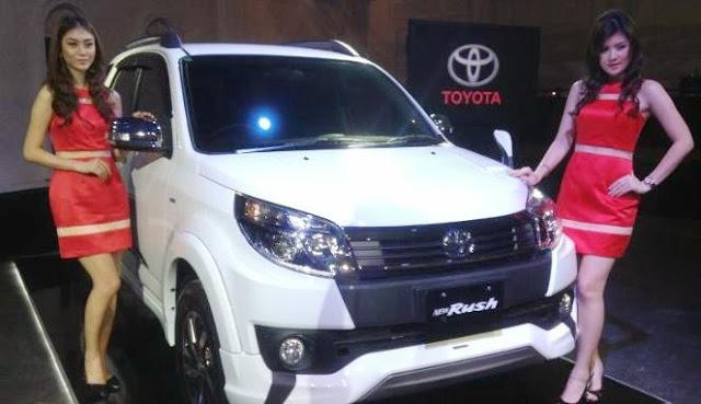 Toyota New Rush TRD Sportivo 2016
