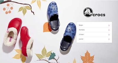 mujer zapatos te presenta la oferta de calzado Crocs