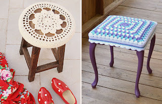 17 pequenos detalhes em crochê para a decoração do seu lar