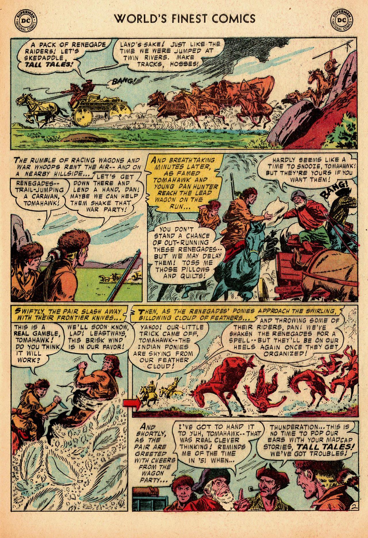 Read online World's Finest Comics comic -  Issue #91 - 29