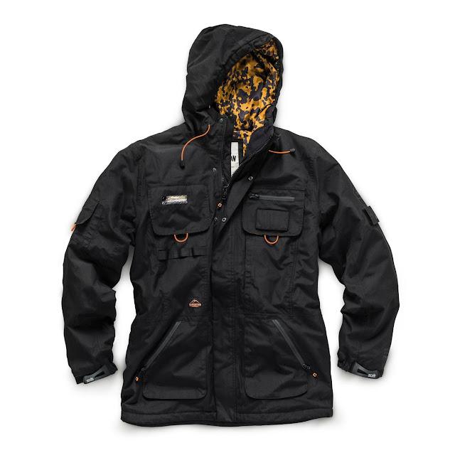 Scruffs Expedition Tech Jacket