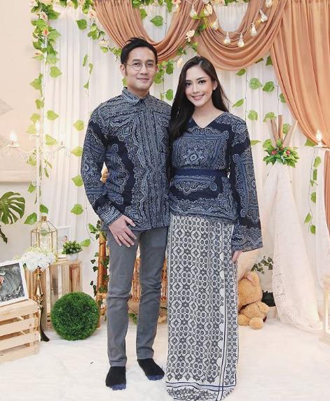 100 Trend Model Baju Lebaran Muslim Terbaru 2019 Gamis Koko