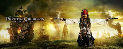 Jack Sparrow - Piratas do Caribe 4
