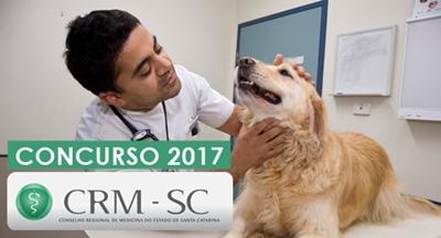 concurso CRMV-SC 2017