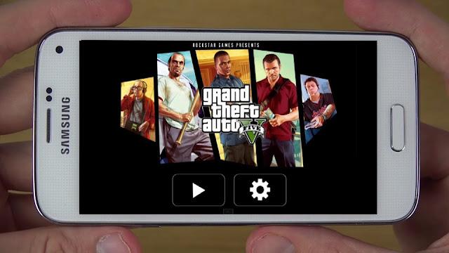 تحميل GTA 5 على الاندرويد و الأيفون مجانا وبحجم 900 ميجا