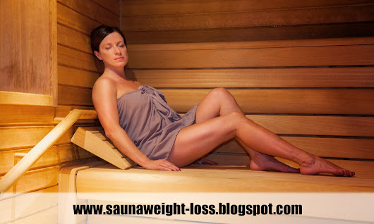 Sauna Weight Loss: understanding sauna weight loss