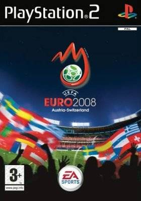 UEFA Euro 2008 Austria-Switzerland PS2 ISO (Esp) (MG-MF)