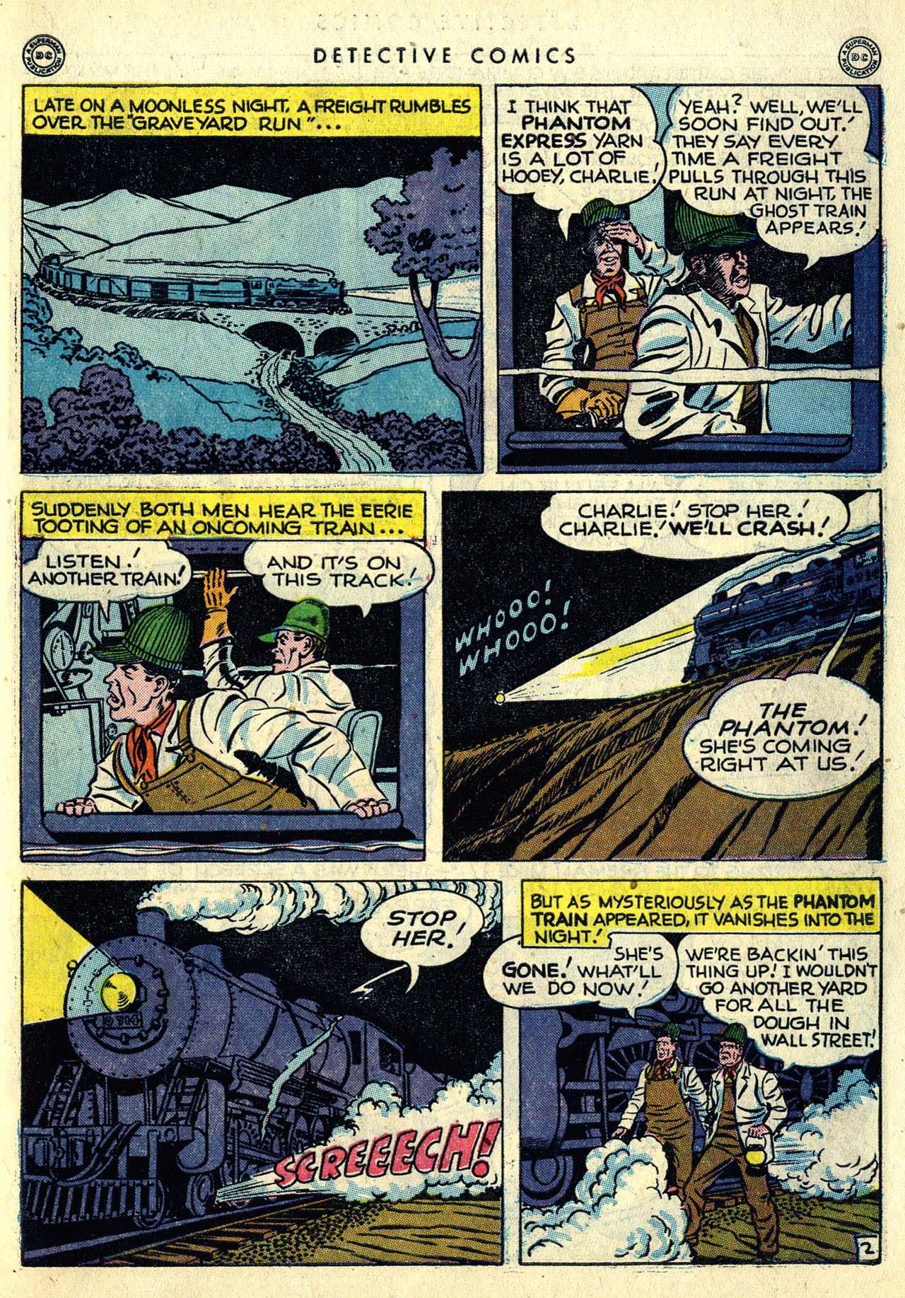 Read online Detective Comics (1937) comic -  Issue #121 - 39