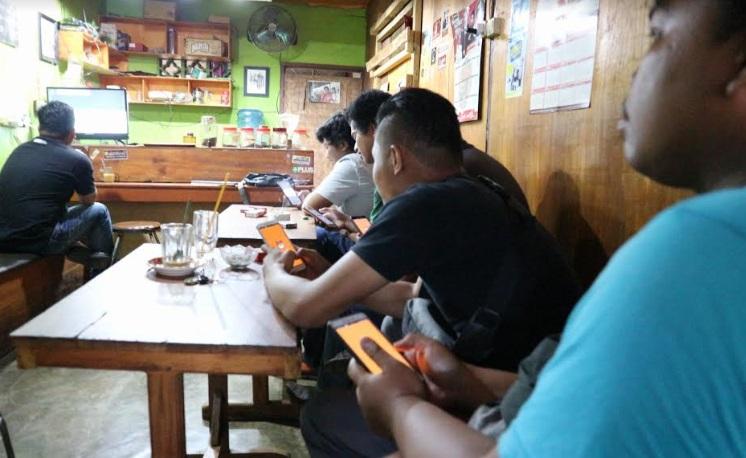 Relasi Tana Toraja Basis Netizen Kenalkan Aplikasi KPU RI Pemilu 2019 untuk Cek DPT