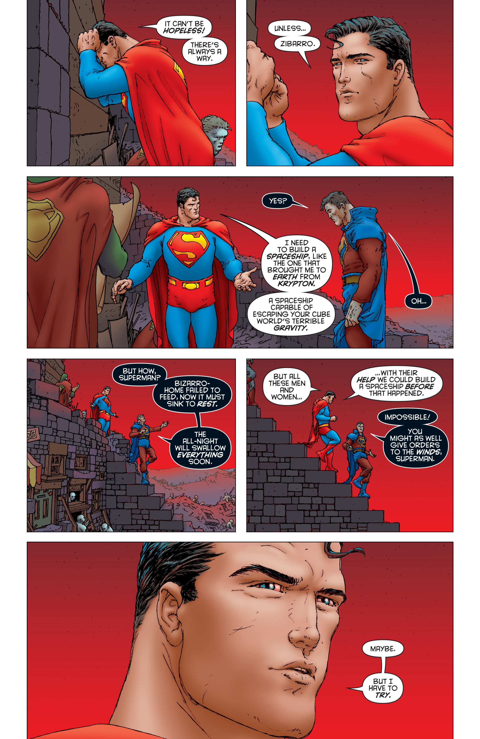 Read online All Star Superman comic -  Issue #8 - 6