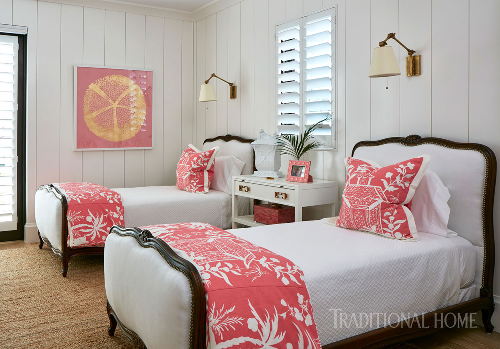 Chinoiserie Chic: The Chinoiserie Bedroom