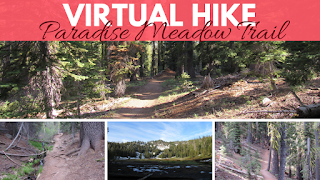 vaughn the road again virtual hikes videos northern california
