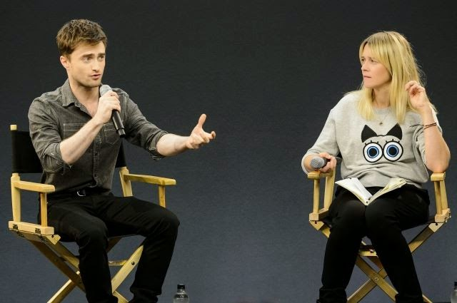 meet and greet daniel radcliffe 2014 nba