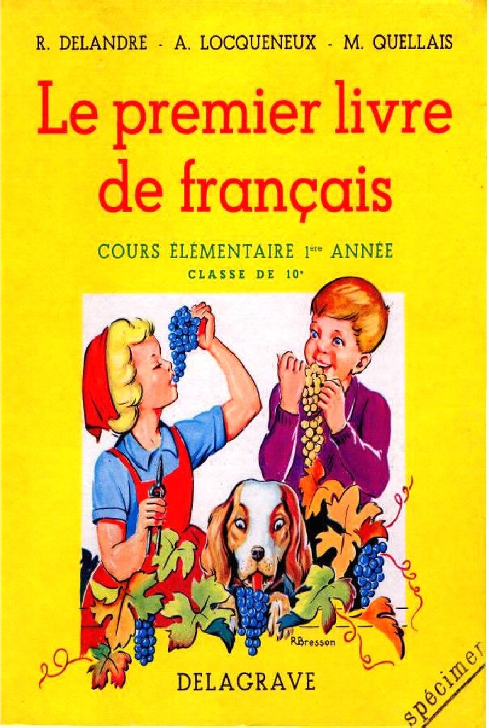 Manuels anciens r delandre a locqueneux m quellais for Le livre de