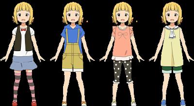 ซัตจัง (Sat-chan) @ Mitsuboshi Colors: Three Star Colors ขบวนการ 3 สี แก๊งนี้มีป่วน