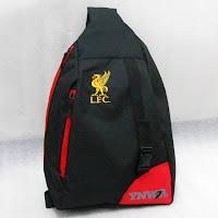 Jual tas slempang Liverpool