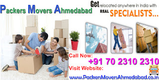Packers and Movers in Ahmedabad Local