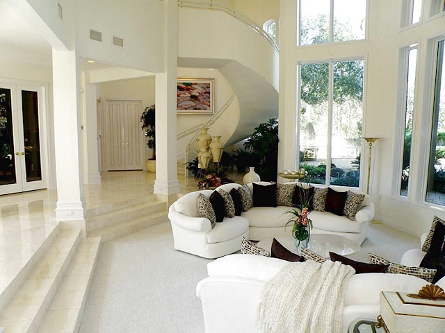 sunken living room house plans