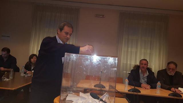 Ο Σταύρος Αργειτάκος νέος πρόεδρος του ΦΟΔΣΑ Πελοποννήσου