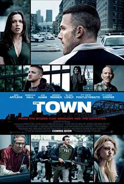 The Town 2010 EXTENDED CUT Dual Audio Hindi Bluray 720p 1GB