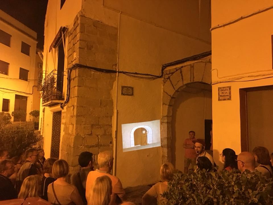 Sepharad Chronicles: Our Quest for Semah de Valencia. Night tour to Sagunto Jewish Quarter | Dr. Jose G. Lepervanche Valencia