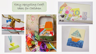 easy upcycling crafts for children