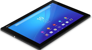 Cara Mudah Flashing Sony Xperia Z4 Tablet LTE-A SGP771