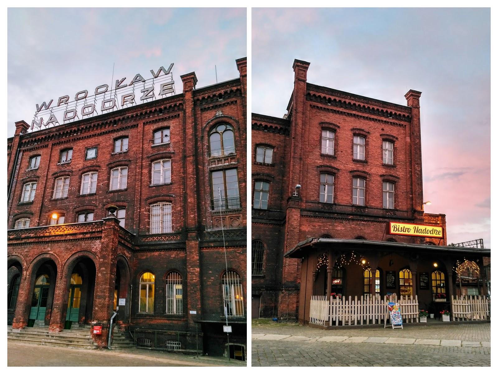 Dworzec Nadodrze Wrocław