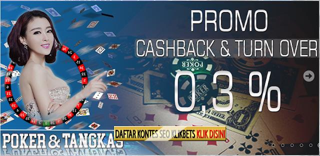 Gambar 1.2 Bunner Bonus Poker dan Tangkas di Klikbets.net Betting Bola, Judi Bola, Judi Poker Online, Casino Online, Togel Online, Bandar Q Mantap..