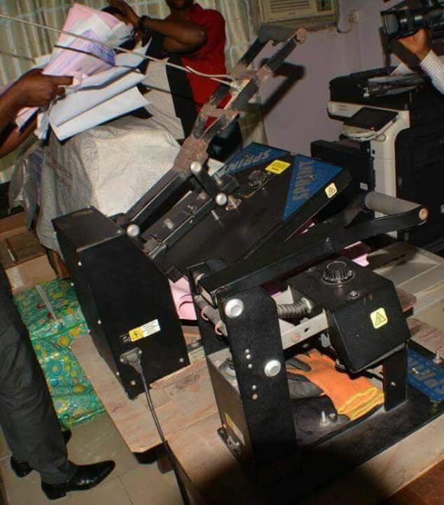 Rivers State rerun: Police arrests gang involved in printing of ballot papers