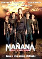 Manana, cuando la guerra empiece (2010) online y gratis