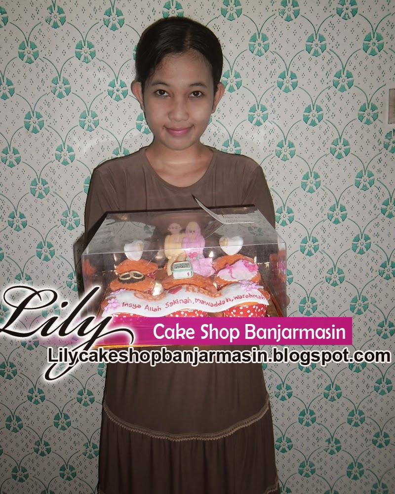 Lily Cake Shop Banjarmasin Pelanggan Terbaru 3 Brownies Kopi Aceh Varian By Tira Nad Sembilan Cup Tema Pengantin Atau Wedding Khas Kue Mungil Nan Unik Ini Untuk Perayaan Perkawinan Opal Dan Rinta
