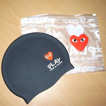 0dc1c8c9aedca コレクション:Speedo x(PLAY)COMME des GARCONS Swimwear Collection ...