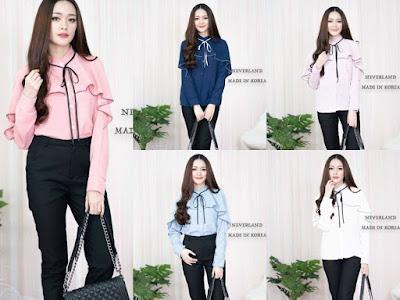 Dresses Fashion ขายส่งเสื้อผ้าแฟชั่นสไตล์เกาหลี แฟชั่นอินเทรนด์ 2018 แฟชั่นเกาหลีใหม่ล่าสุด แหล่งส่งเสื้อผ้าแฟชั่น เสื้อแฟชั่นเกาหลี เดรสแฟชั่นเกาหลี จั๊มสูทแฟชั่น ลูกค้าสามารถคละแบบคละลายได้เลย จัดส่งทั่วประเทศทุกวัน สั่งกี่ตัวก็จัดส่งถึงบ้าน มีระบบติดตามสินค้าถึงมือลูกค้า มั่นใจในบริการของเราจากประสบการณ์ขายเสื้อผ้าแฟชั่นเกาหลีนานมากกว่า 8 ปี มีหน้าร้านและโกดังสินค้า ขายราคาส่งจากโรงงาน แบบเยอะ! สต็อคแน่น! พร้อมอัพเดทเทรนด์แฟชั่นมาใหม่ทุกวันทางไลน์ (Line official) แอดเลย Line id:@dresses Tel 095-6754581 เปิดทุกวัน ส่งทุกวัน 08.00-19.00 น.