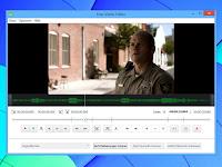 تحميل برنامج التعديل على الفيديو Free Video Editor 1.4