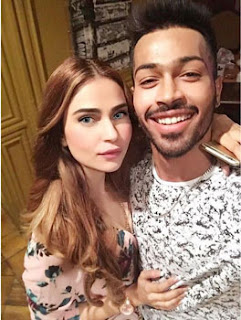 Hardik Pandya Girlfriend
