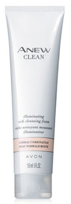 Keep combination skin fresh and clean with Avon!
