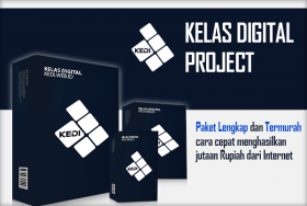 Kelas Digital Project