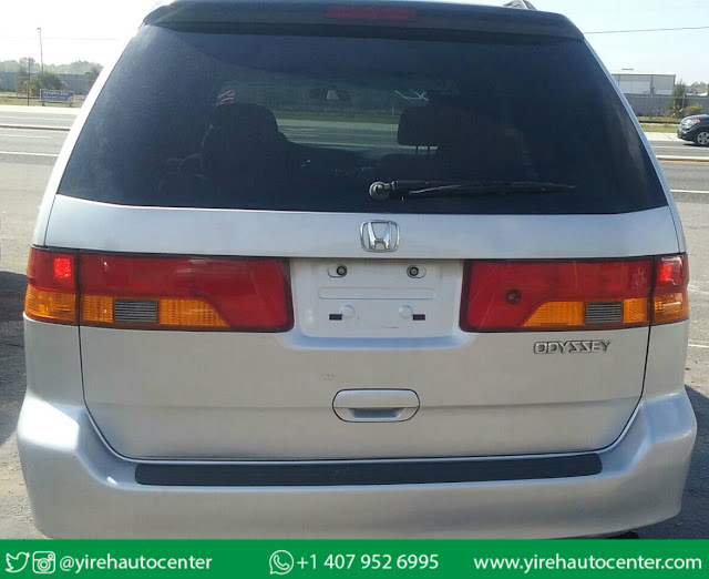 Honda Odyssey 2004  - Yireh Auto Center