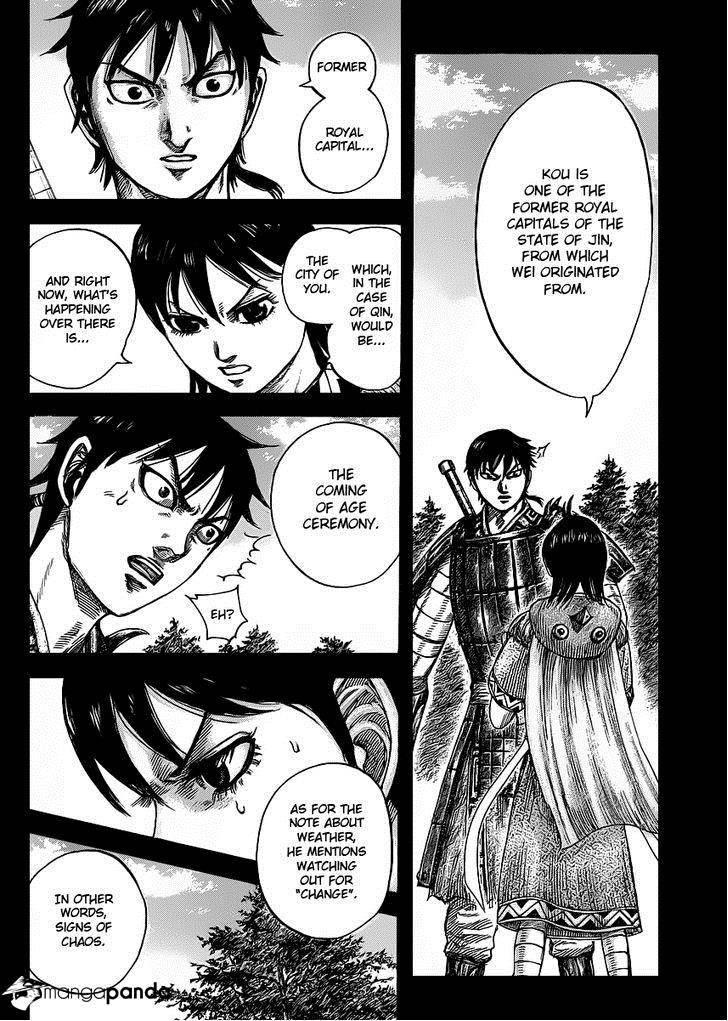 Kingdom - Chapter 424