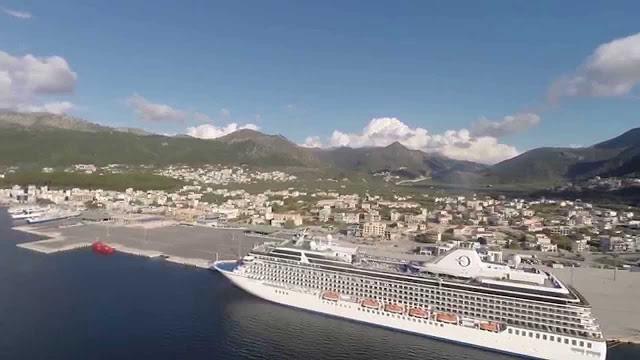 Ηγουμενίτσα: Αύριο το πρώτο κρουαζιερόπλοιο της σεζόν