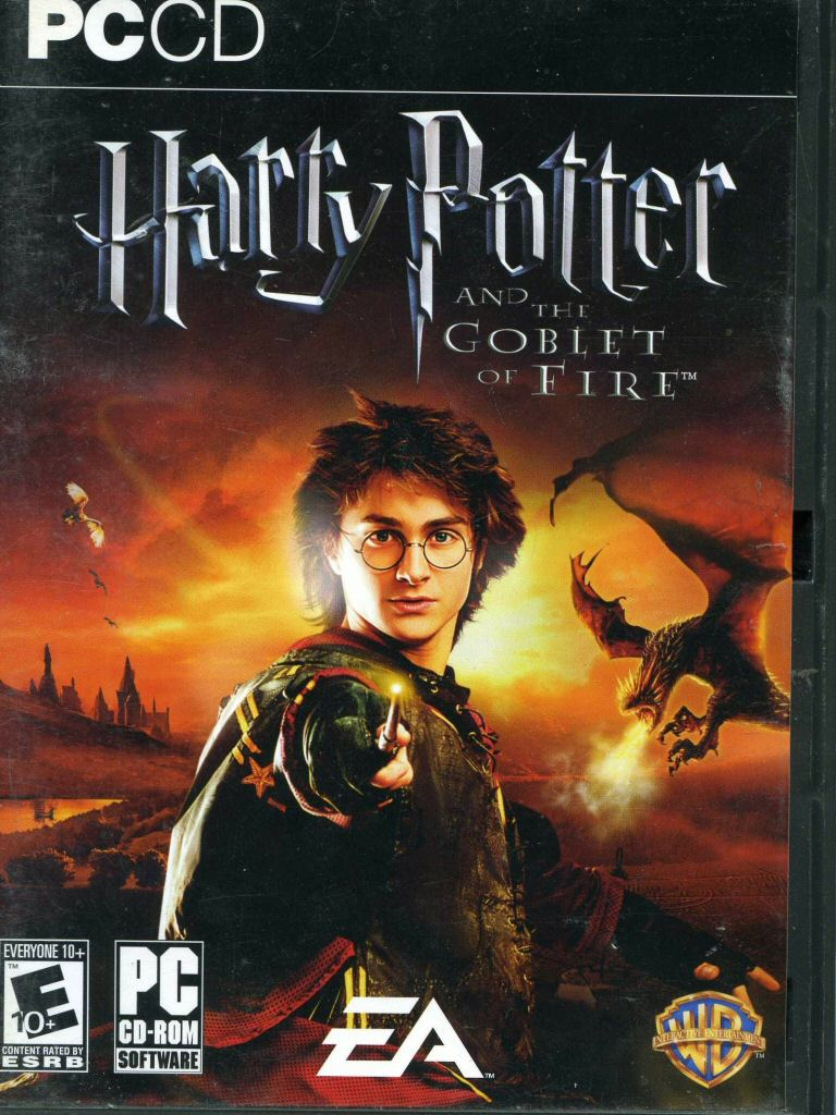 download harry potter and the goblet of fire game for pc full version free