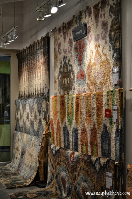Loloi Rugs as seen at #LVMkt, July 2013, #tribal