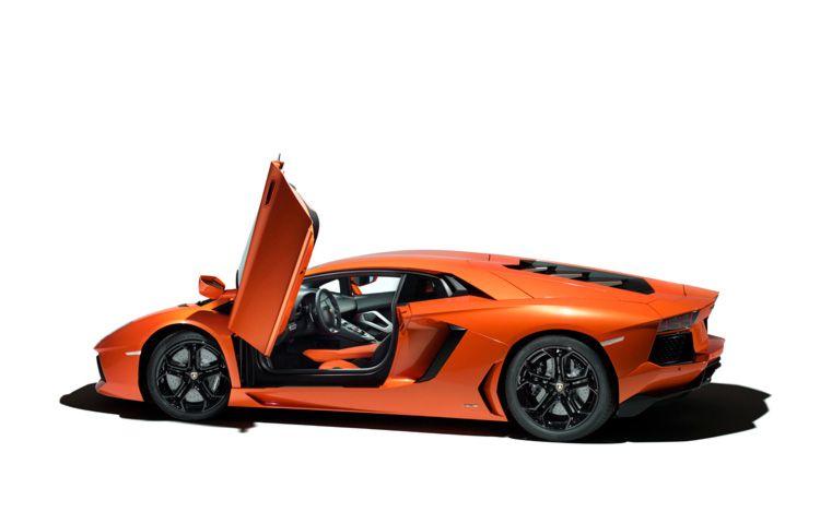 Lamborghini Lp Aventador Side Door Open on 4 Door Honda Fit