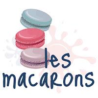les macarons, mots meles, français, le FLE en un 'clic'