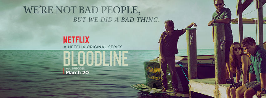 Rayburn, Bloodline, Netflix, Southern Gothic